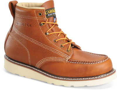 Mens Flat Sole Boot For Iron Workers